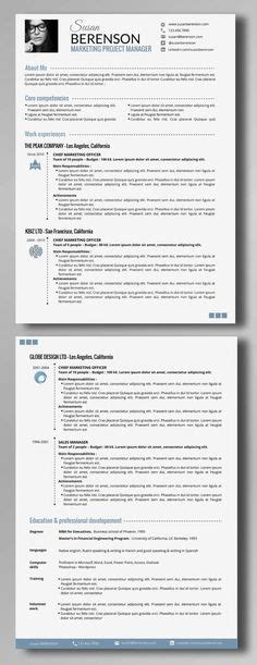 Resume Ziehen by Free Curriculum Vitae Template Word Cv Template