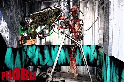 Phobia Haunted Houses Houston Tx by Phobia Haunted House Houston