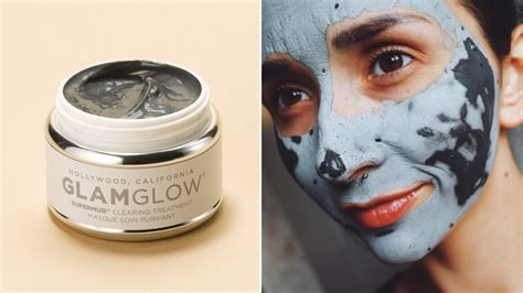 Masker Glamglow glamglow supermud clearing treatment review