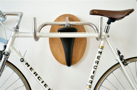 Used Bike Rack by 15 Creative Ways To Hang Up Your Bike Brit Co