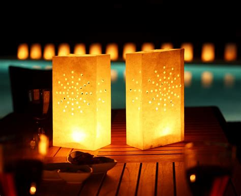Paper Lanterns For Candles - paper lanterns