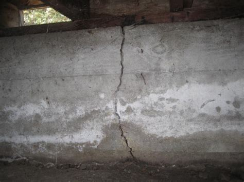 vertical cracks in basement walls is your foundation a quot attack quot encinitas home inspection