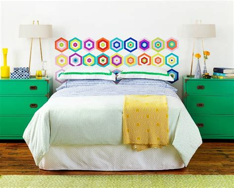 colorful headboards 12 diy headboards for homeowners who love colors