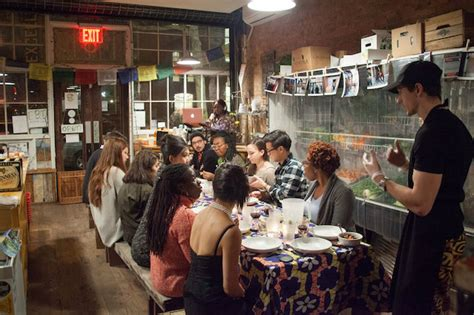 bed stuy fresh and local bed stuy grocery hosts monthly west african dinner party bed stuy new york dnainfo