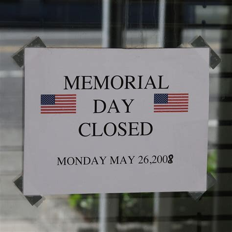 memorial day template vector free download