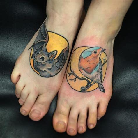 80 Outstanding Foot Tattoo Designs Outstanding Foot Designs