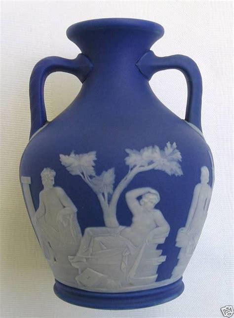 blue portland vase by wedgwood