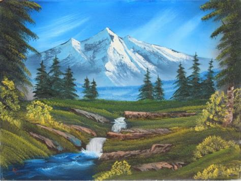 bob ross paintings mountains bob ross mountain paintings search ideas for