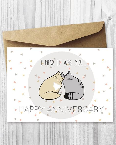Diy Anniversary Card Template by Best 25 Printable Anniversary Cards Ideas On