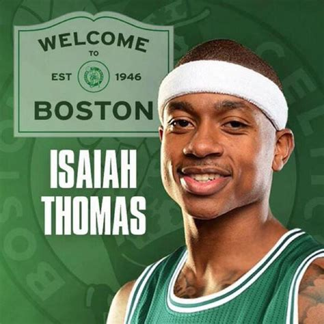 biography isaiah thomas celtics isaiah thomas updates twitter avatar welcome to