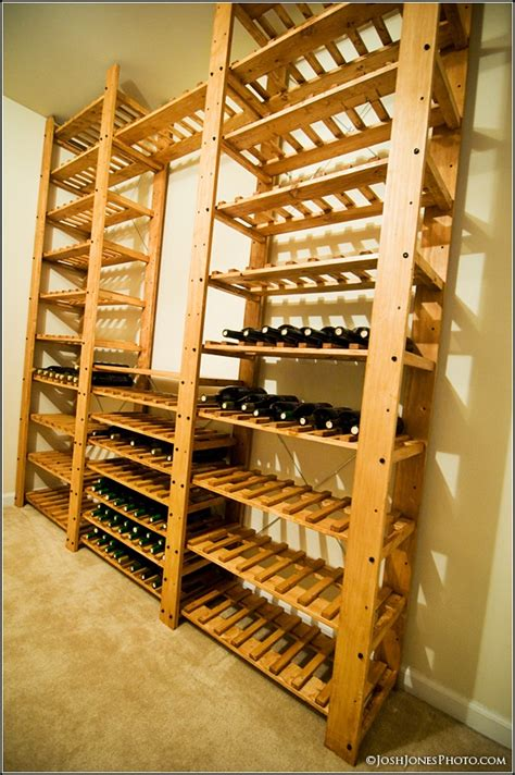 how to build a wine rack in a cabinet my diy wine cellar build a wine rack sosfund