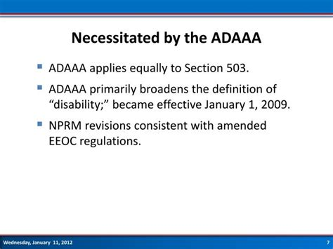 ofccp section 503 ppt ofccp proposed section 503 regulations webinar