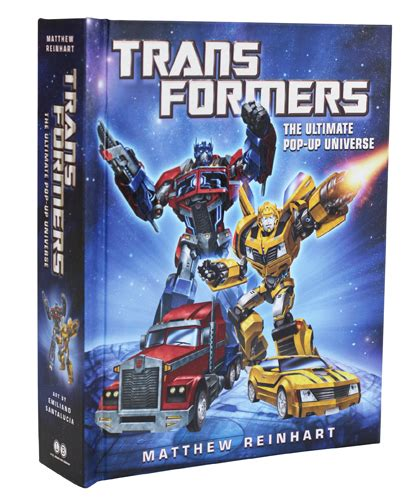 libro transformers the ultimate pop language world