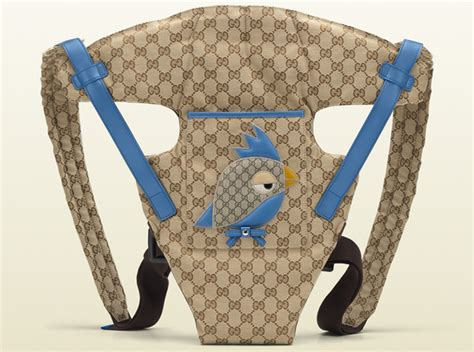 Gucci Baby Carrier Favorite by Purseblog Asks Would You Carry Your Baby In A Designer