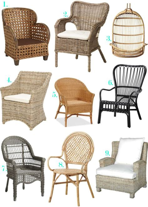 Bamboo Recliner Chair by Best 25 Rattan Chairs Ideas On Rattan