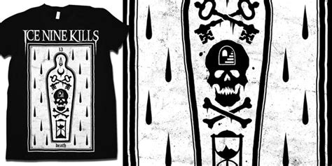 Kaos Slayer Original quot nine kills 13 quot t shirt design by drop refrensi