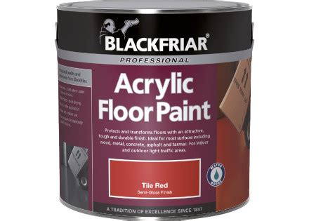blackfriar professional acrylic floor paint coatings