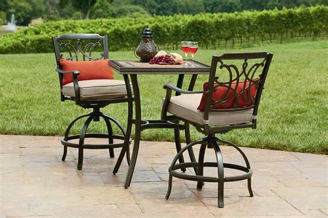 Bistro Sets For Patio by Country Living As J 252 1r 3 Seneca 3 Patio