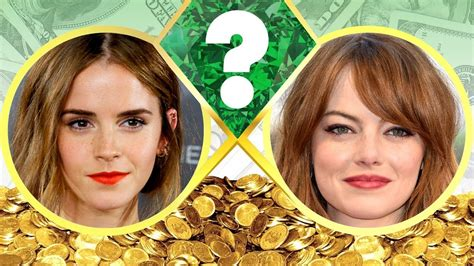 emma stone vs emma watson who s richer emma watson or emma stone net worth