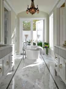 Bathroom Remodel Ideas On A Budget Marble Floor Borders Houzz