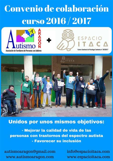 convenio de utedyc 2016 newhairstylesformen2014com autismo arag 211 n octubre 2016