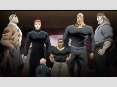 Netflix Anime Review: Baki | Milkcananime Dorian Tool