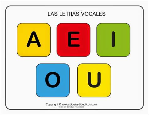 imagenes en ingles de las vocales sgblogosfera mar 237 a jos 233 arg 252 eso vocales aprendemos y