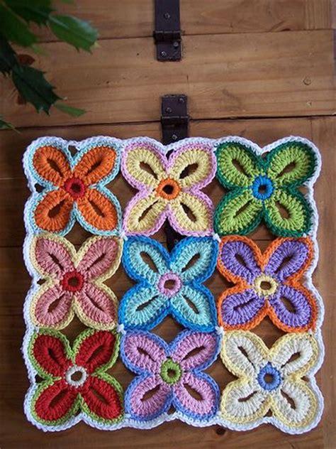 crochet pattern hawaiian flowers 17 best images about i love yarn free patterns on
