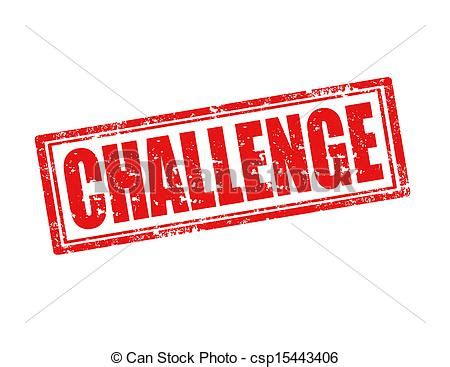 challenger world clipart vecteur de challenge st grunge caoutchouc