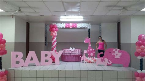 Pink Safari Baby Shower Decorations by Pink Safari Baby Shower Ideas Photo 5 Of 12
