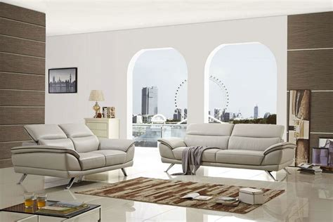 Amazing Three Piece Beige Leather Living Room Set Columbus Beige Leather Living Room Set