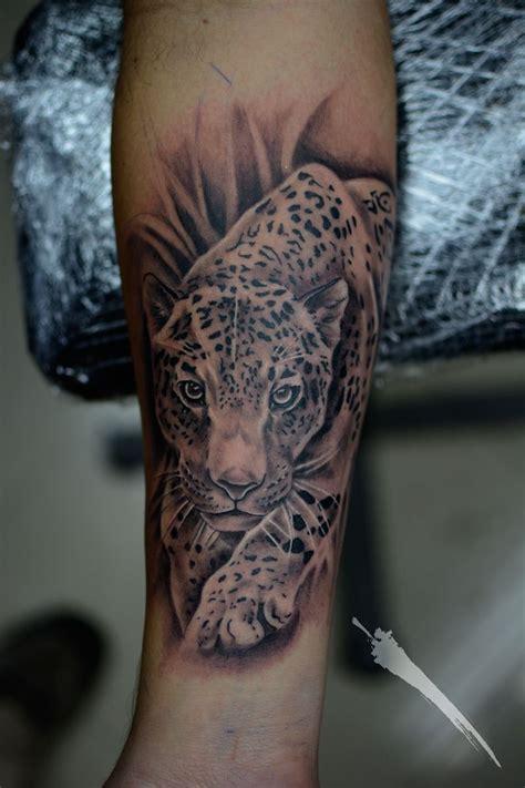 ecuador tattoo jaguar diego espinosa ecuador