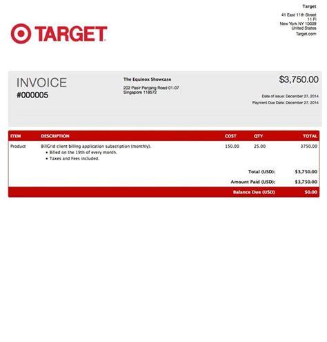 target receipt template sle receipt with design studio design gallery