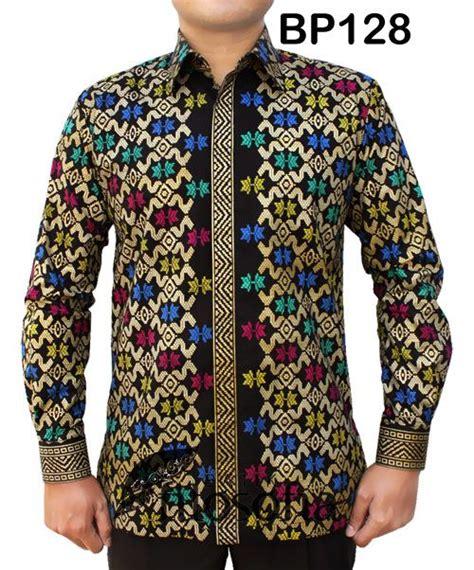 Asterluna Kemeja Casual Formal Pria Str 391 batik pria all about kitenge and fashion