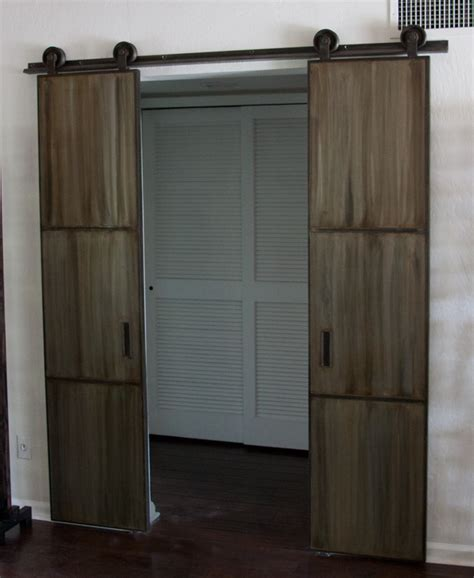Sliding Metal Barn Doors Custom Barn Doors Of All Types And Styles Shipped Anywhere