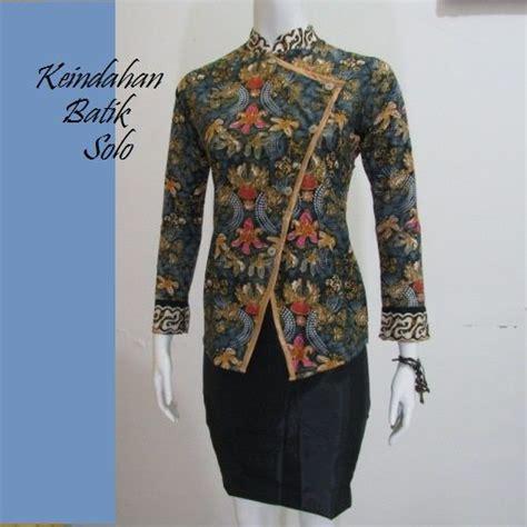 Baju Murah Atasan Wanita Top Blus Terbaru Kinanti Tunik 42 best blus batik modern terbaru images on