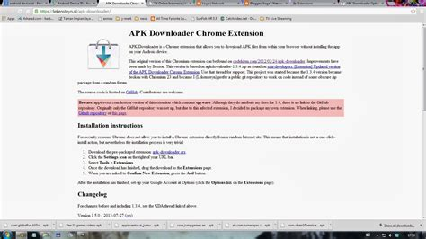 apk downloader yoga s network chrome extension to download apk s file