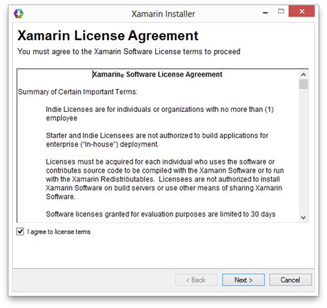 xamarin ios tutorial windows the most detailed in the windows installation xamarin ios