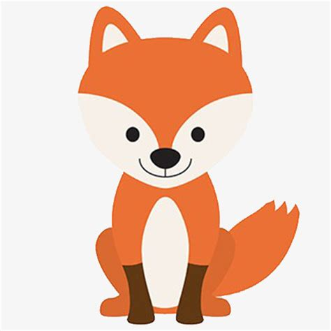 imagenes animadas zorro creatividad zorro de dibujos animados pintados a mano fox