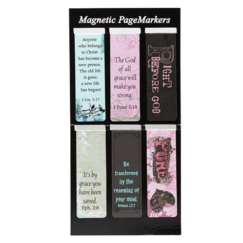 Magnetic Bookmark grace magnetic bookmark