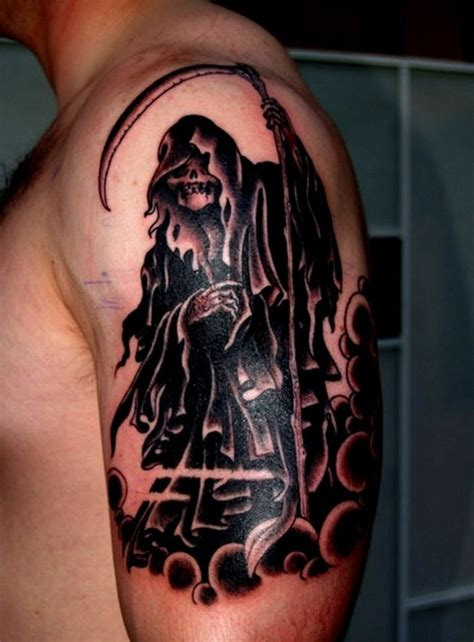 tattoo meaning grim reaper grim reaper tattoos designs ideas and meaning tattoos