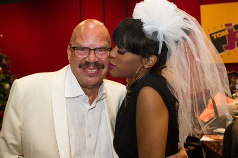 Lepaparazzi News Update Congrats To Murphy On Recent Marriage by Congratulations Tom And Porsha Joyner Black America Web