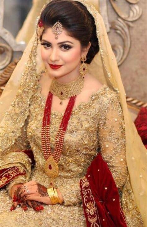 17 Best ideas about Pakistani Bridal Dresses on Pinterest