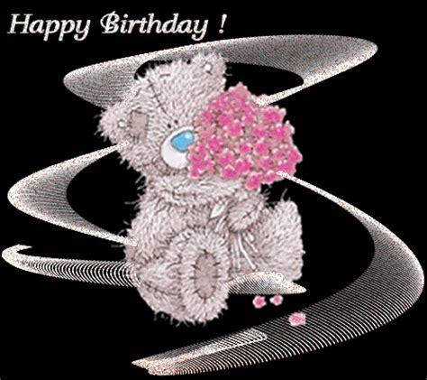 flower happy new year gif teddy bears teddy bears ii happy birthday