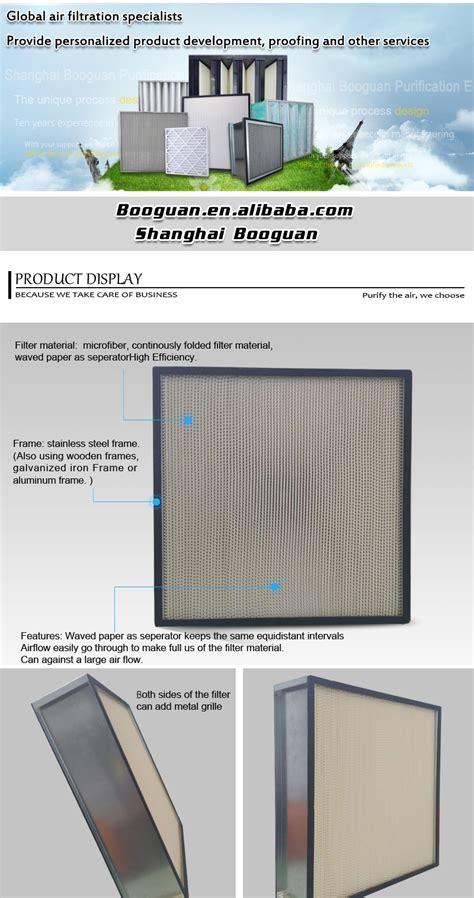hepa filter exhaust fan hepa filter h13 14 h11 exhaust fan for laboratory buy