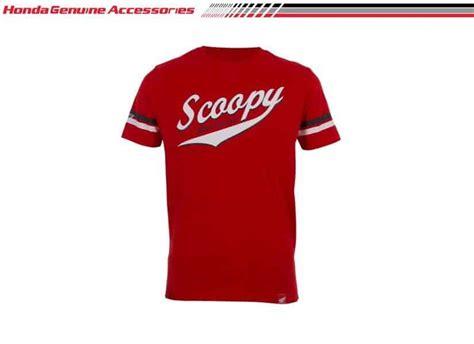 Kaos Motor Honda Scoopy 018507 scoopy sp1 t shirt merchendise resmi kaos honda