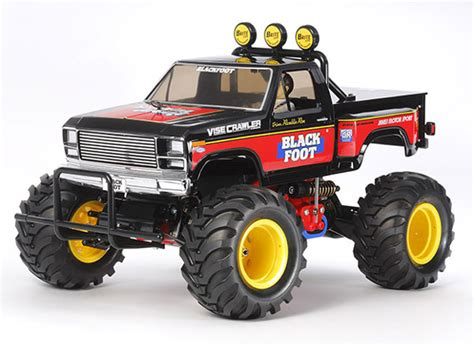 Rc Sport Racing Tamiya 6891 tamiya blackfoot 2016 kit 58633
