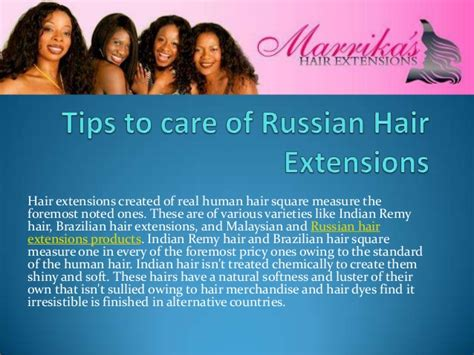 Care Tips 1 by Tips To Care Of Russian Hair Extensions