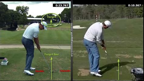 face on golf swing face path 101 video golf instruction youtube