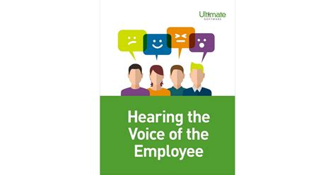 the abc of employee experience what s in it for hr hearing the voice of the employee free ultimate software